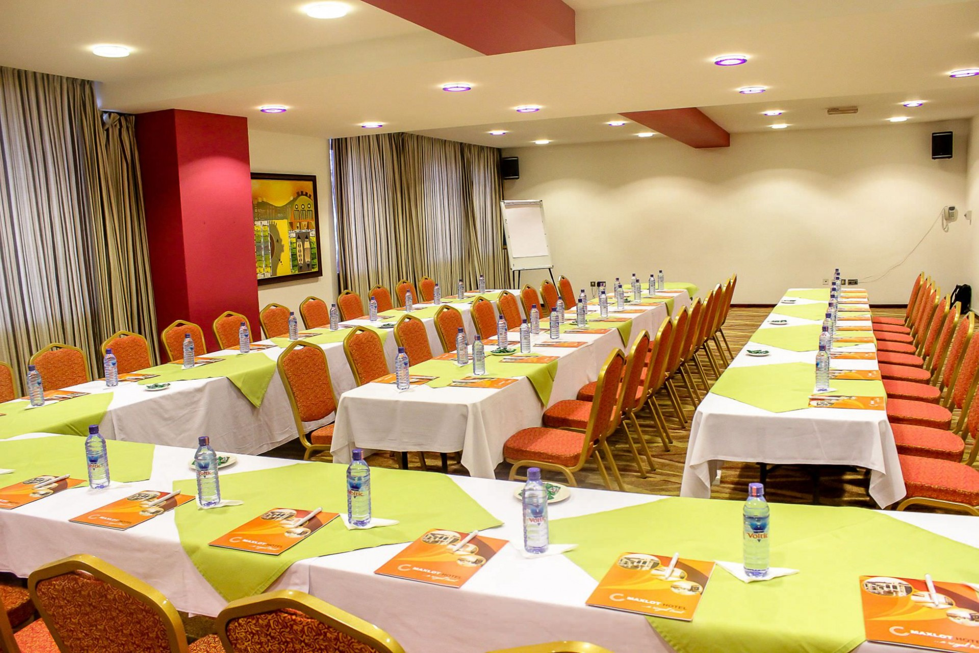 Maxlot Hotel Accra-Meeting Rooms