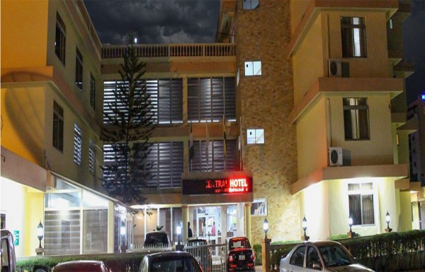 Central Hotel Accra - Exterior View