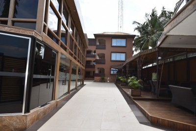 Silicon Lodge Accra - Exterior View
