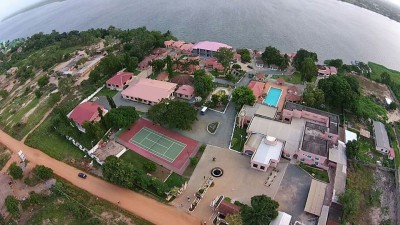 Villa Cisneros Resort & Spa-Aerial View